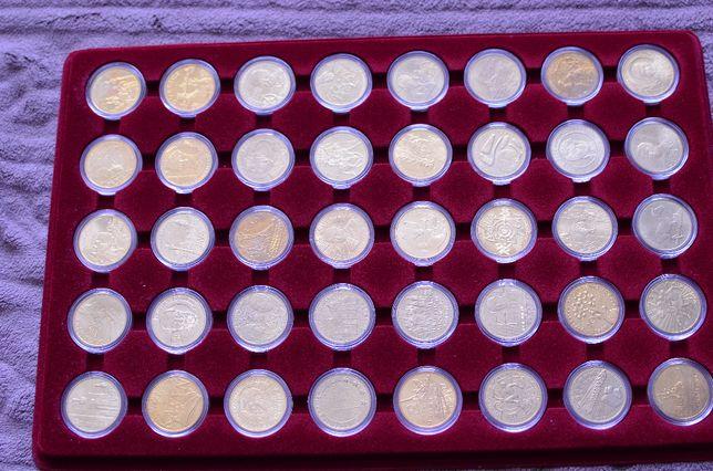 Monety 2zł 2010rok - 2014rok