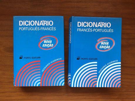 Dicionários pt-fr e fr-pt