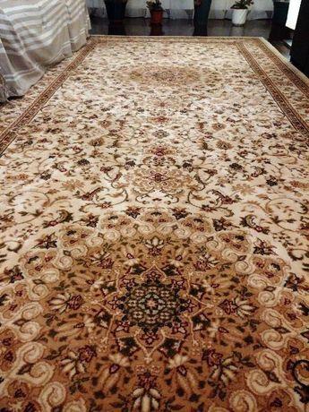 Oportunidade: carpete 5x2m quase novo! Novo preço!