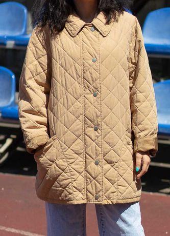 Стеганая куртка Burberry (M-L)