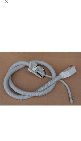 Wąż z  aqua-stopem do zmywarki Bosch Siemens Neff hanseatic