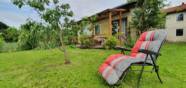 Uroczy domek w pięknej scenerii Bodzanowice k. Olesna
