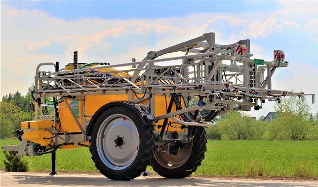 Opryskiwacz Borys 2500l-3000l firmy Tolmet full hydrauliczna belka