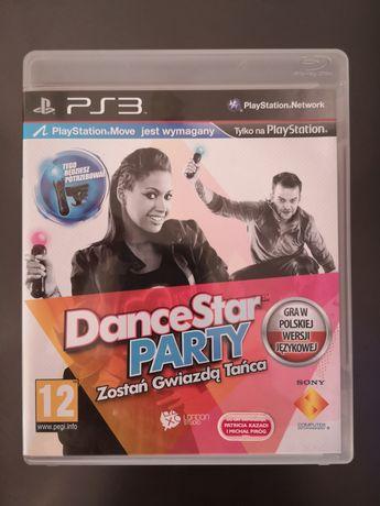 Gra ps3 DanceStar Party