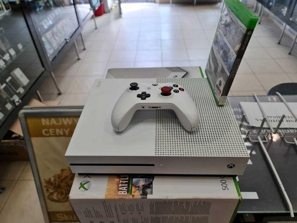 Konsola Xbox ONE S 500GB + Pad + Zasilacz + StarWars/ Gdynia