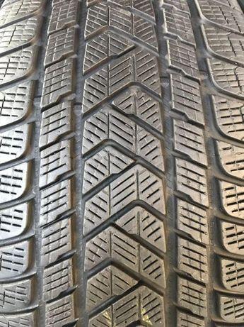 Зимові шини б/у 2шт. Pirelli Scorpion Winter NO 265/45 R20 (6mm)
