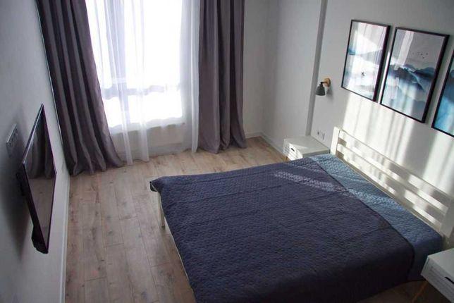 1к квартира (ЖК Svitlo Park + уборка квартиры)