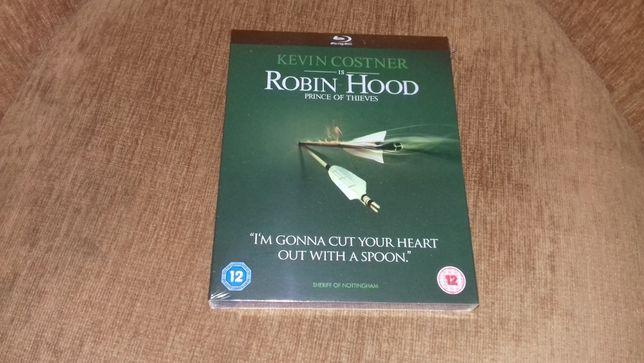 Film Po Polsku nowy folia[1991] Robin Hood Książę złodziei blu-ray PL
