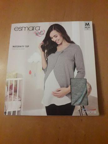 Bluzka ciążowa ESMARA NOWA na 2 kinder jajka