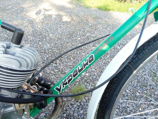 Rower spalinowy ukraina