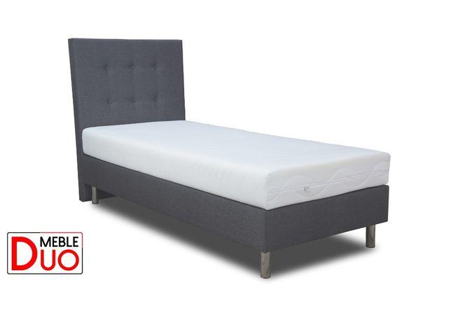 Łóżko łóżka hotelowe Luxor Premium 20 Z2 + Materac kieszeniowy 80x200