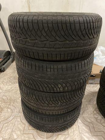 Продам зимовий комплект Michelin Pilot Alpin PA4 245/50 R18 100H ( RSC