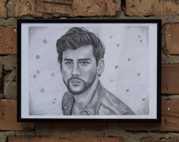 Alvaro Soler - Portret/Rysunek