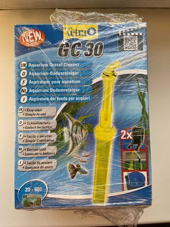 Очиститель (сифон) для грунта Tetra GC 30 для аквариума 20-60 л