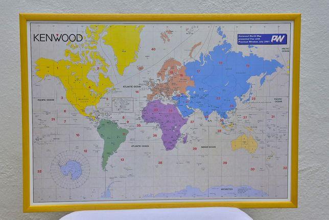 Mapa mundial kenwood-radioamador-baixa de preço