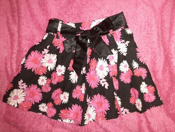 Продам юбки, юбочки в садик на 3-4 года