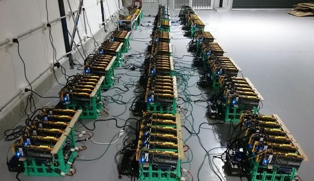 Сборка, настройка, чистка, ремонт майнинг ферм GPU, обслуживание