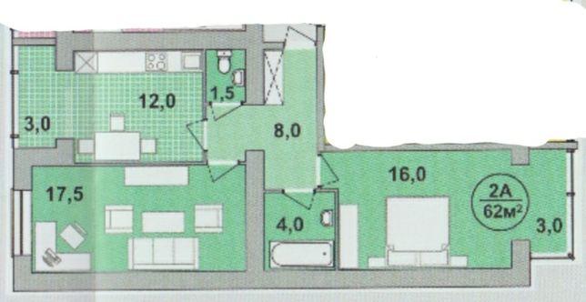 Центр ,будинок зданий, 2х кв ,поверх 2