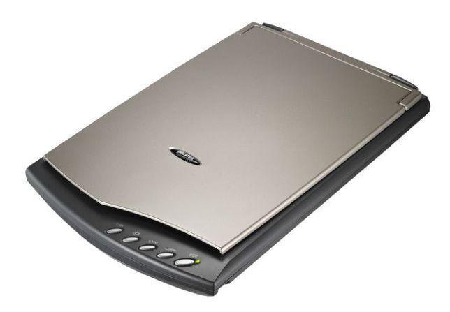Scanner Plustek OpticSlim 2610 - A4 1200x1200 dpi USB - NOVO!!!
