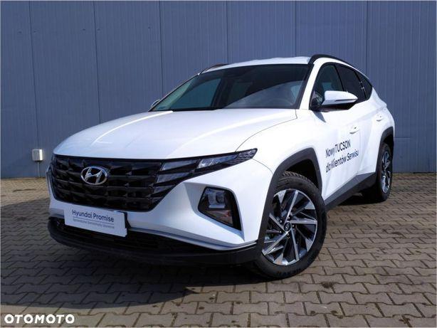 Hyundai Tucson Smart 1.6T-GDi 150KM 2WD MT fvat dealerski