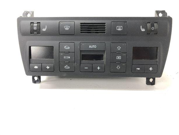 Audi A6 C5 Klimatronik panel sterowania nawiew Podgrzewane fotele