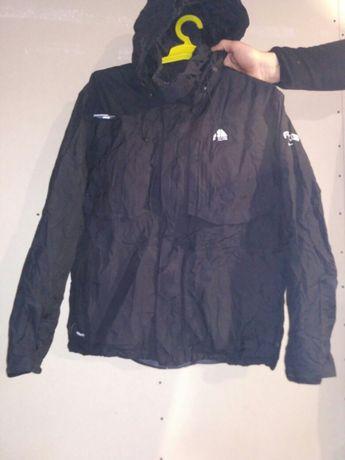 Мужская куртка чёрная