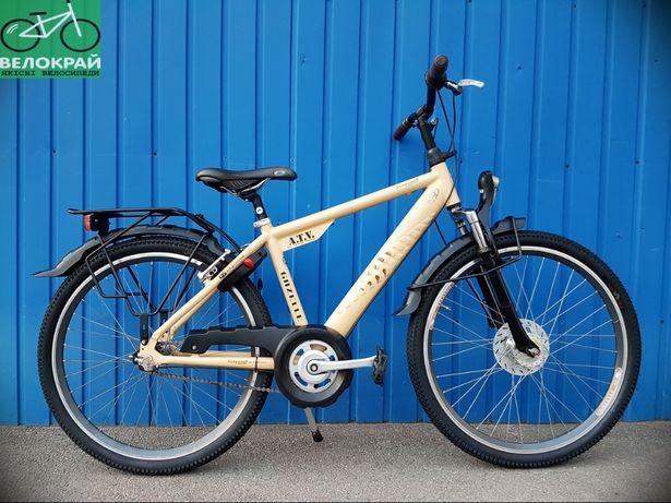 """Спортивний 26"""" голландський велосипед Gazelle ATV планетарка #Велокрай"""