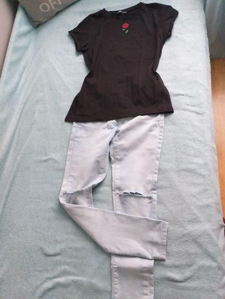 Spodnie+koszulka