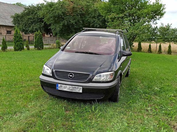 Opel Zafira 2001 r.