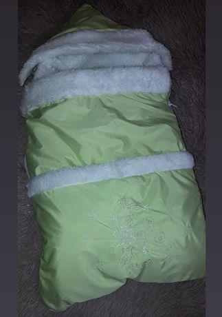 Конверт-одеяло,на выписку