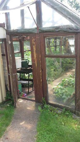 Oddam szklarnie okna drewniane