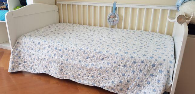 Berço e cama dos 0 meses aos 6 anos