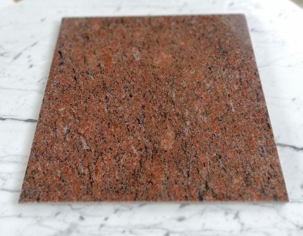 Płytki granitowe Czerwona Vanga 30.5x30.5x1 Vanga Rossa