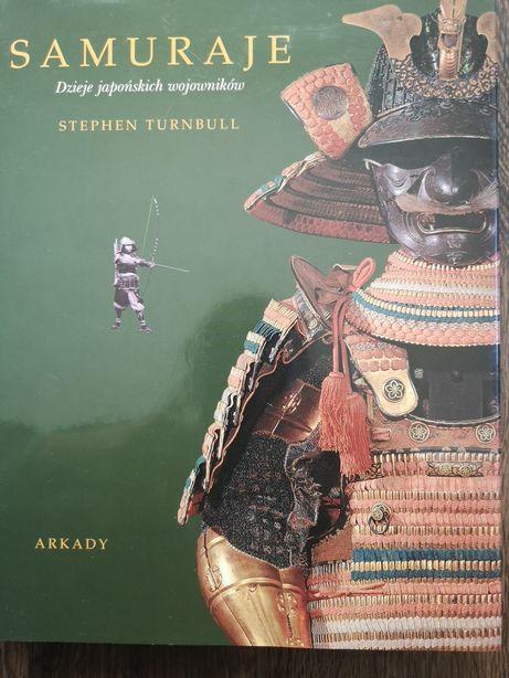 Samuraje. Dzieje japońskich wojowników, Richard Turnbull
