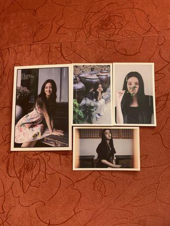 Pocztówki Blackpink Summer Diary kpop