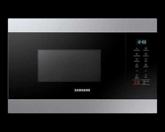 Microondas de encastre Samsung 22 litros (Novo)
