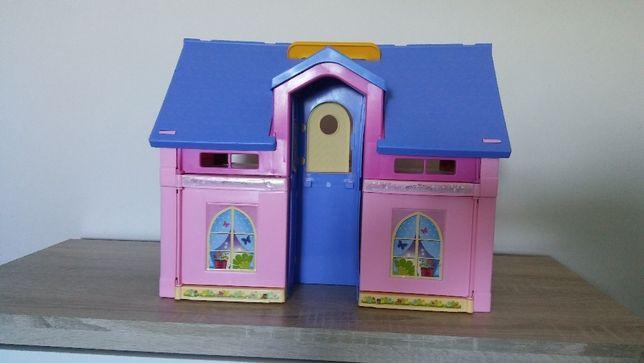 Domek dla lalek WADER + lalki