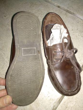 Sapato vela pele 30