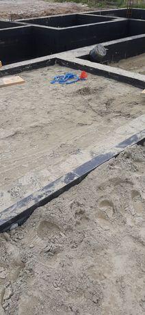 Piasek zasypowy do fundamentów kamień drenacyjny kruszywo ziemia