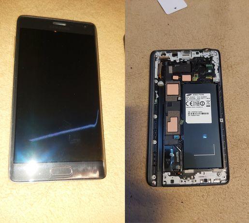 2 szt NOWE ORYG Wyświetlacze do Samsung Galaxy NOTE EDGE