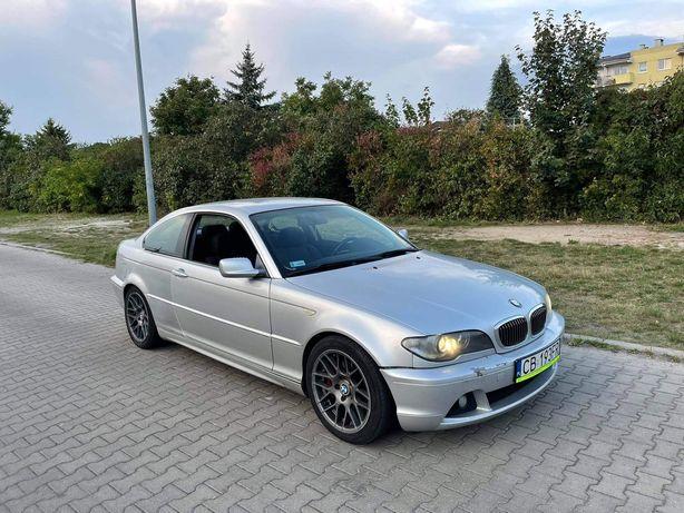 Bme e46 coupe 330 cd 2004r
