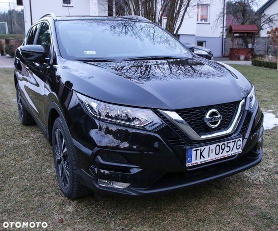 Nissan Qashqai 1.3 140km N STYLE + pakiet zimowy Salon Polska 1. właściciel
