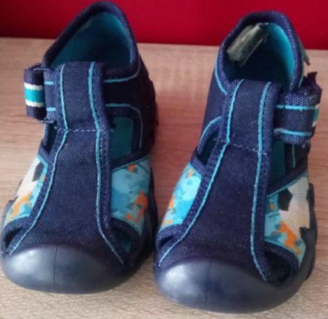 Befado speedy ciapki buciki dziecięce niemowlęce 20 pierwsze kroki