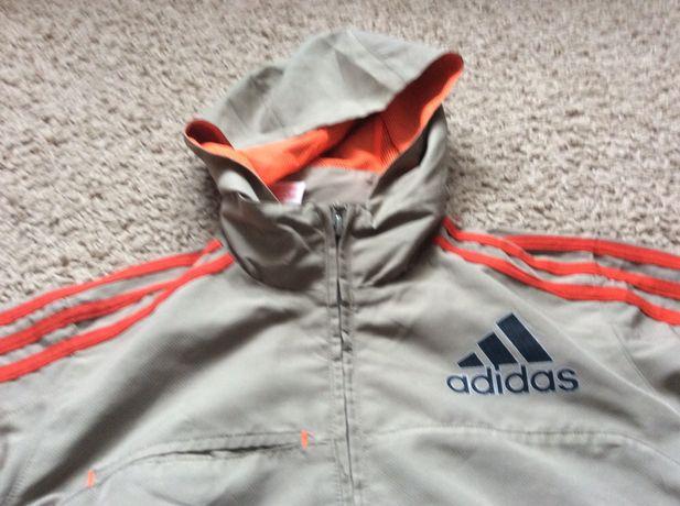 Kurtka jesienna Adidas r. 128