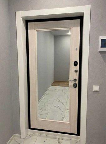Установка входных дверей любой сложности