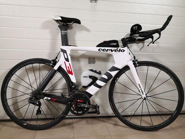 Rower czasowy / triatlonowy TT - Cervelo P3
