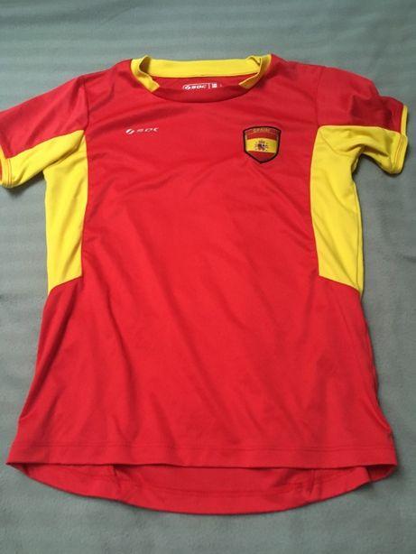 koszulka piłkarska hiszpania rozm. 156