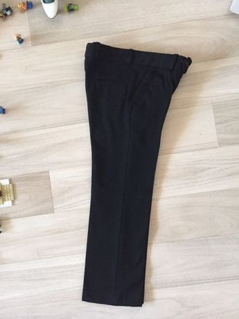 Фирменные тёплые штаны брюки, зимние штаны 122-130 см 6-7 лет