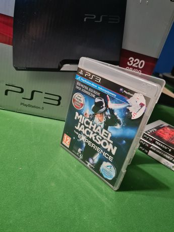 Ps3 Michael Jackson Po Polsku PlayStation 3 Move the Experience