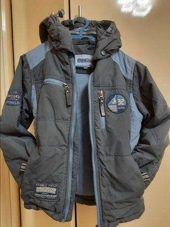 Деми куртка на мальчика Donilo 5-6 лет